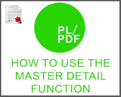 using the master detail function, oracle reporting, oracle reporting tool, oracle reporter, oracle report, database to pdf, oracle pdf generator, oracle pdf, oracle docx generator, oracle docx, database reporting, database reporter, database pdf, business intelligence reporter, business intelligence reporting, business intelligence PDF, plsql, plsql PDF, plsql docx, plsql reporter, plsql reorting, plsql database reporter