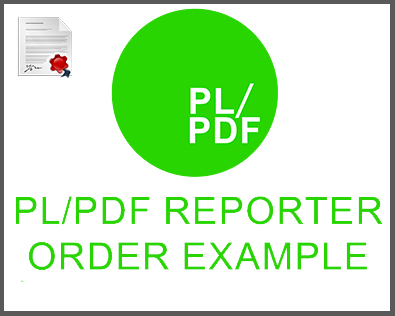 Reporter order report, oracle reporting, oracle reporting tool, oracle reporter, oracle report, database to pdf, oracle pdf generator, oracle pdf, oracle docx generator, oracle docx, database reporting, database reporter, database pdf, business intelligence reporter, business intelligence reporting, business intelligence PDF, plsql, plsql PDF, plsql docx, plsql reporter, plsql reorting, plsql database reporter